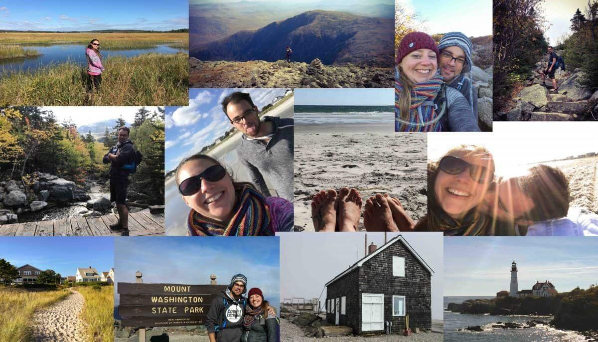 Récit de voyage romantique aux États-Unis: mettre des kilomètres au compteur pour l'amour