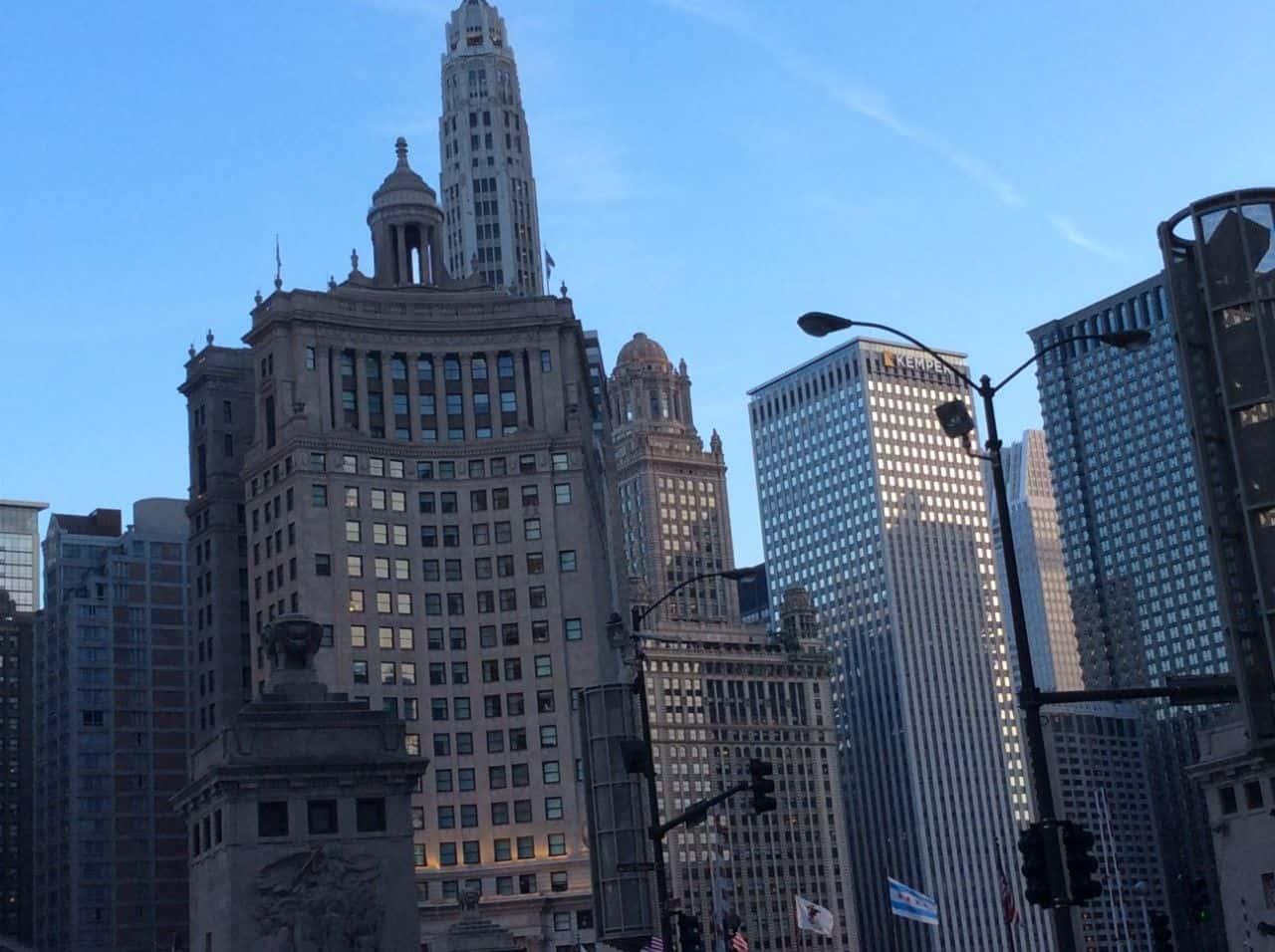 centre-ville Chicago