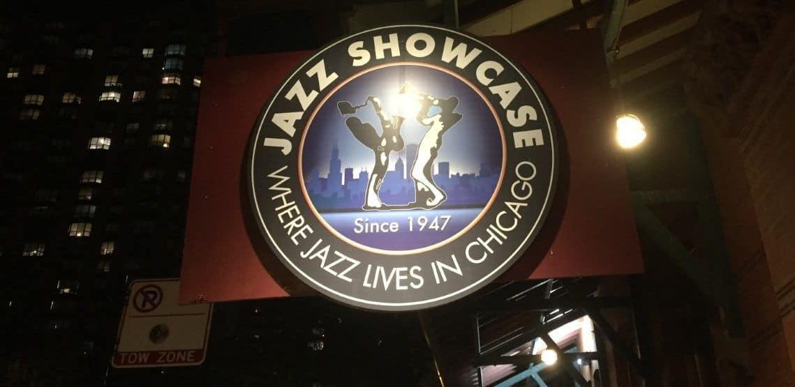 Jazz showcase Chicago.