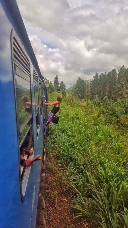 récit voyage sri lanka