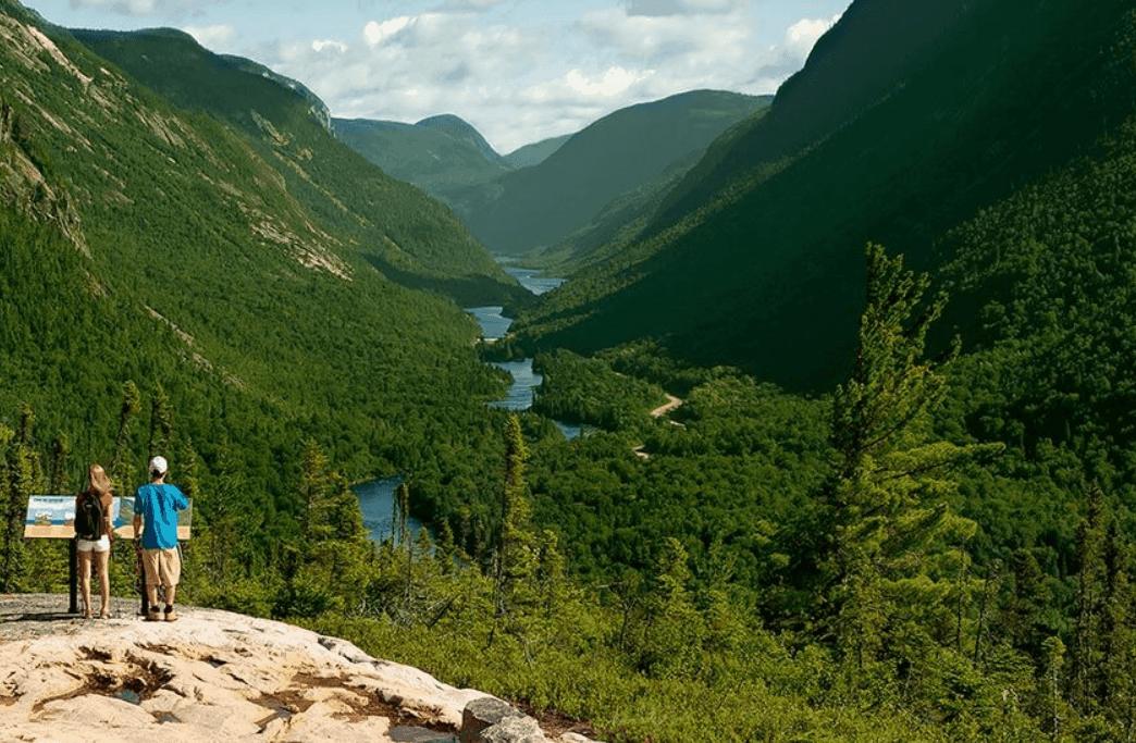 Accès gratuits à tous les parcs nationaux du Québec aujourd'hui