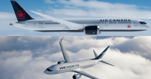 Read more about the article Air Canada or WestJet ?