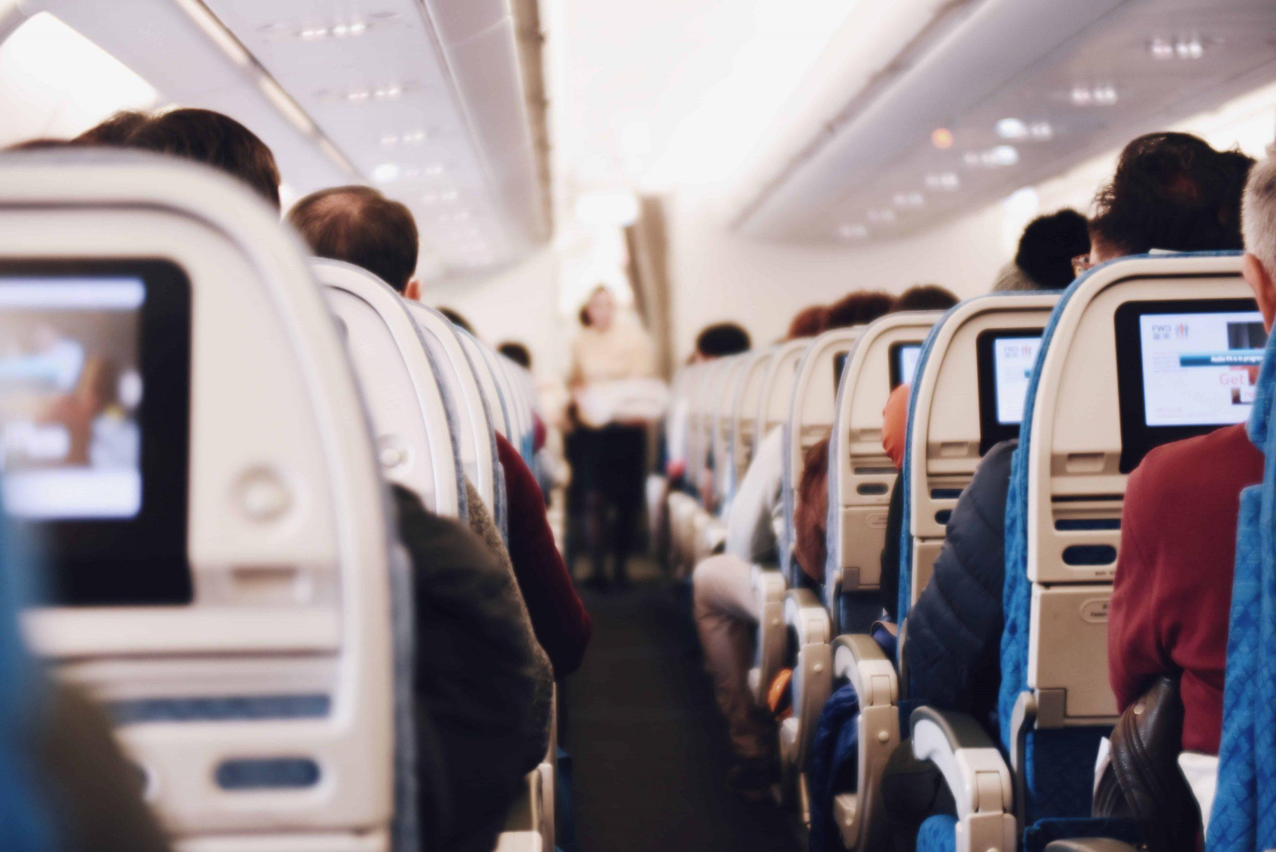 Top 10 Behaviors to Avoid When Flying