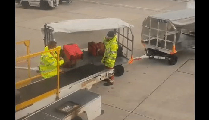 Video: Why You Really Shouldn't Check Bags