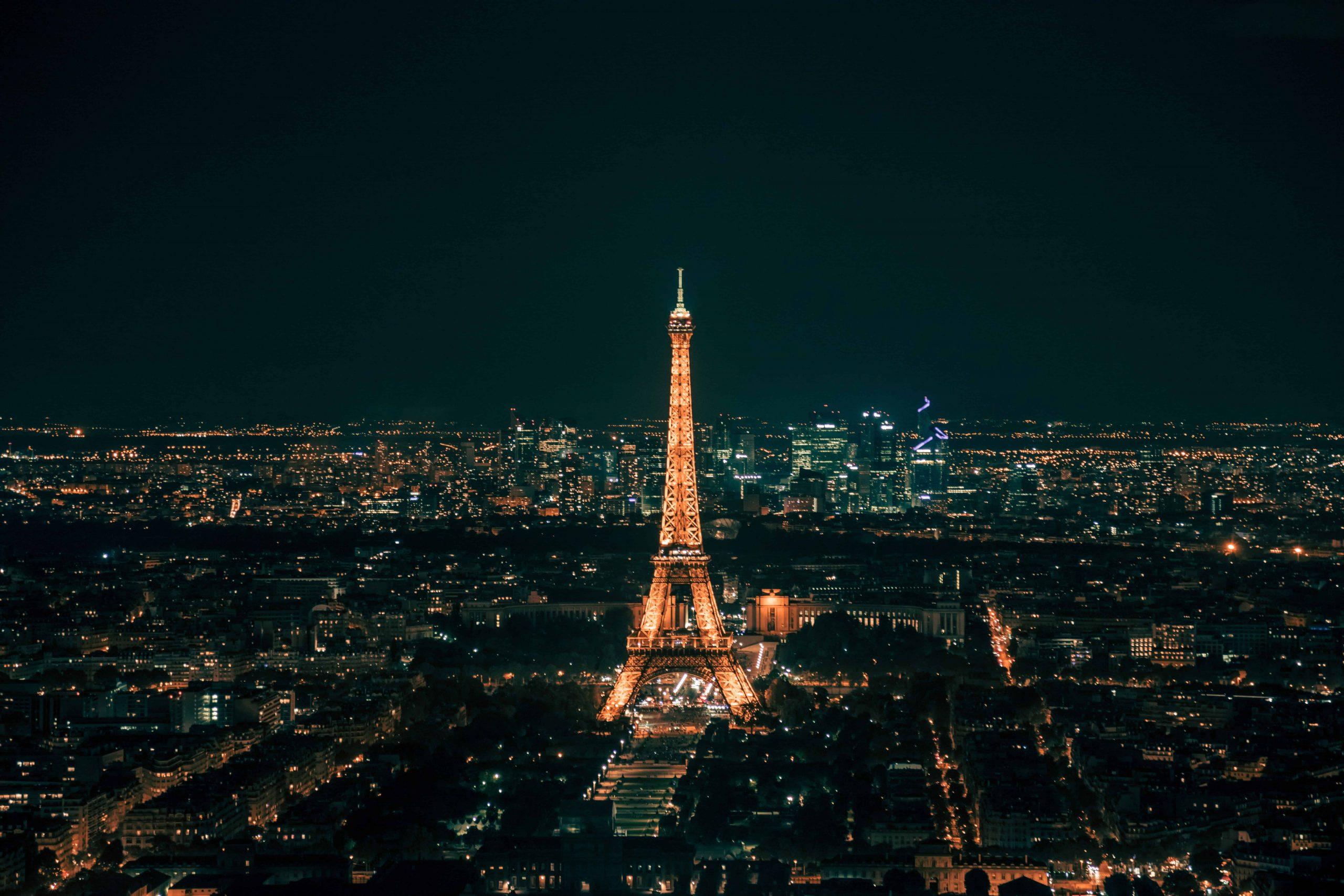 Dates pour le deal vers Copenhague à 298$ aller-retour et Paris à 305$ aller-retour