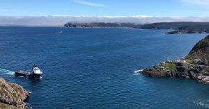 Au rythme du brouillard et des vents à Terre-Neuve