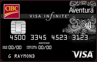 CIBC Aventura Visa Infinite