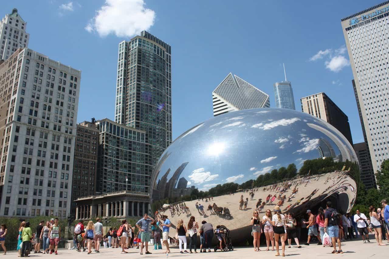 Visite à Chicago avec Mr Harris le jazzman… et Orion le chat