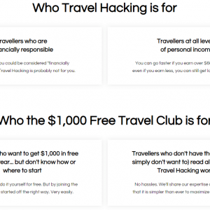 Flytrippers $1,000 Free Travel Club