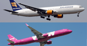 Icelandair fait l'acquisition de la compagnie ultra low-cost WOW air
