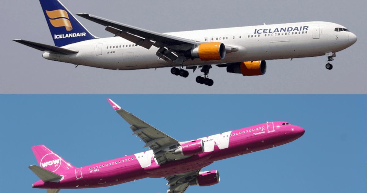 Icelandair fait l'acquisition de la compagnie ultra low-cost WOW air