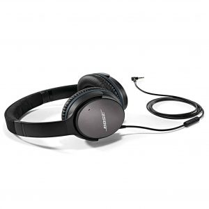 Bose Headphones QuietComfort