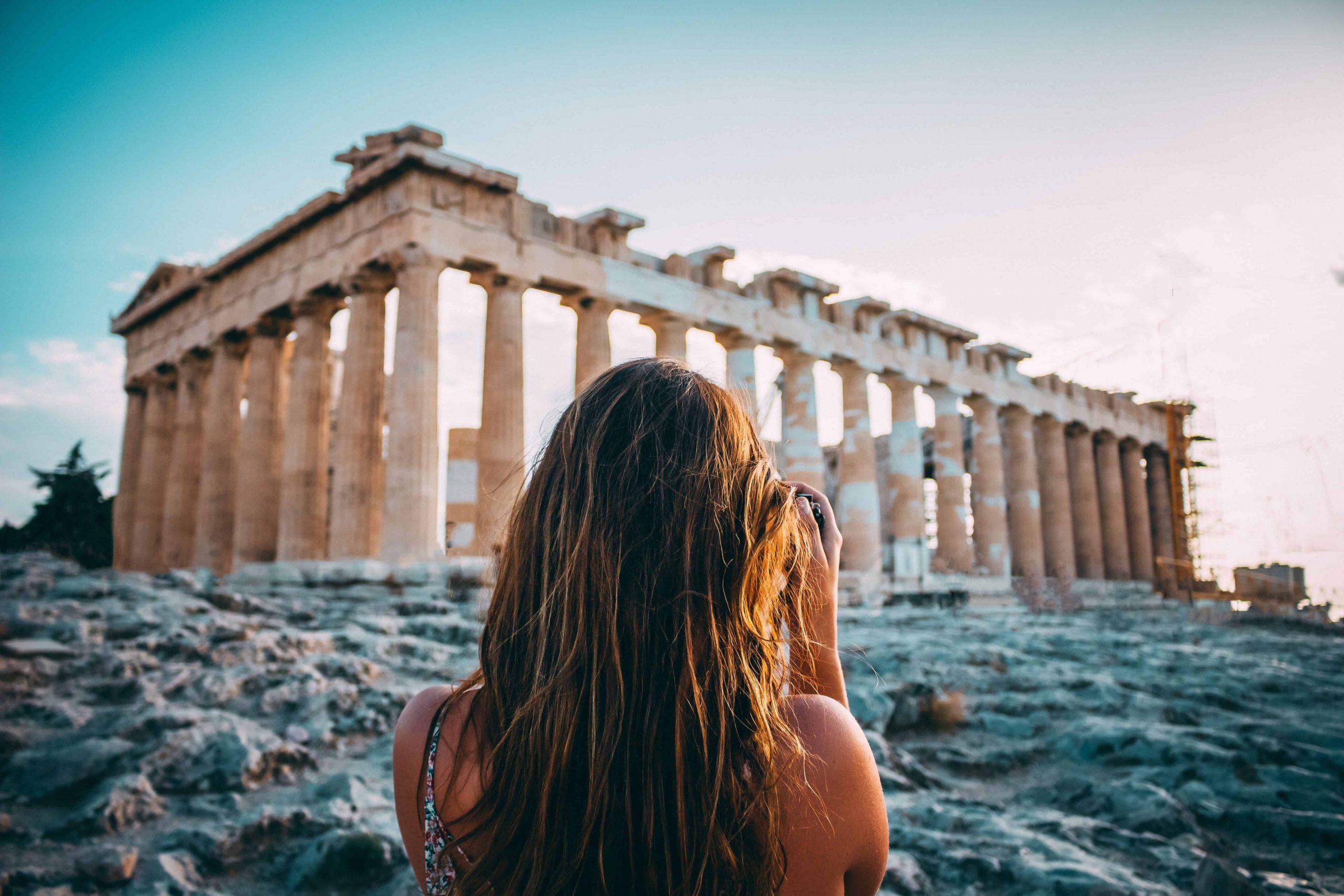Astuce pour aller en Grèce pas cher