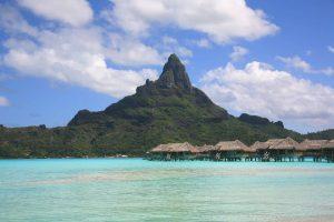 Polynésie française (Tahiti) pour 1142$ aller-retour (itinéraire multi-billets)