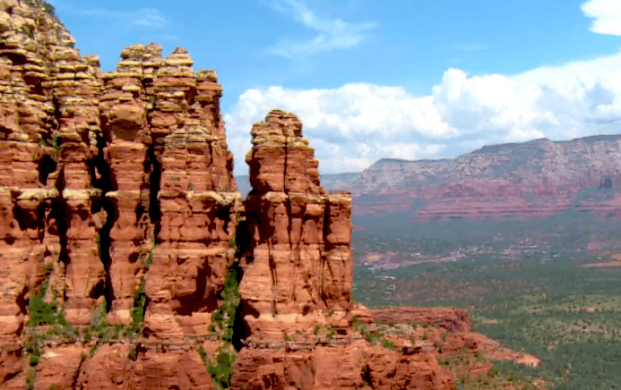 Video: One Of The Most Beautiful Areas In The US