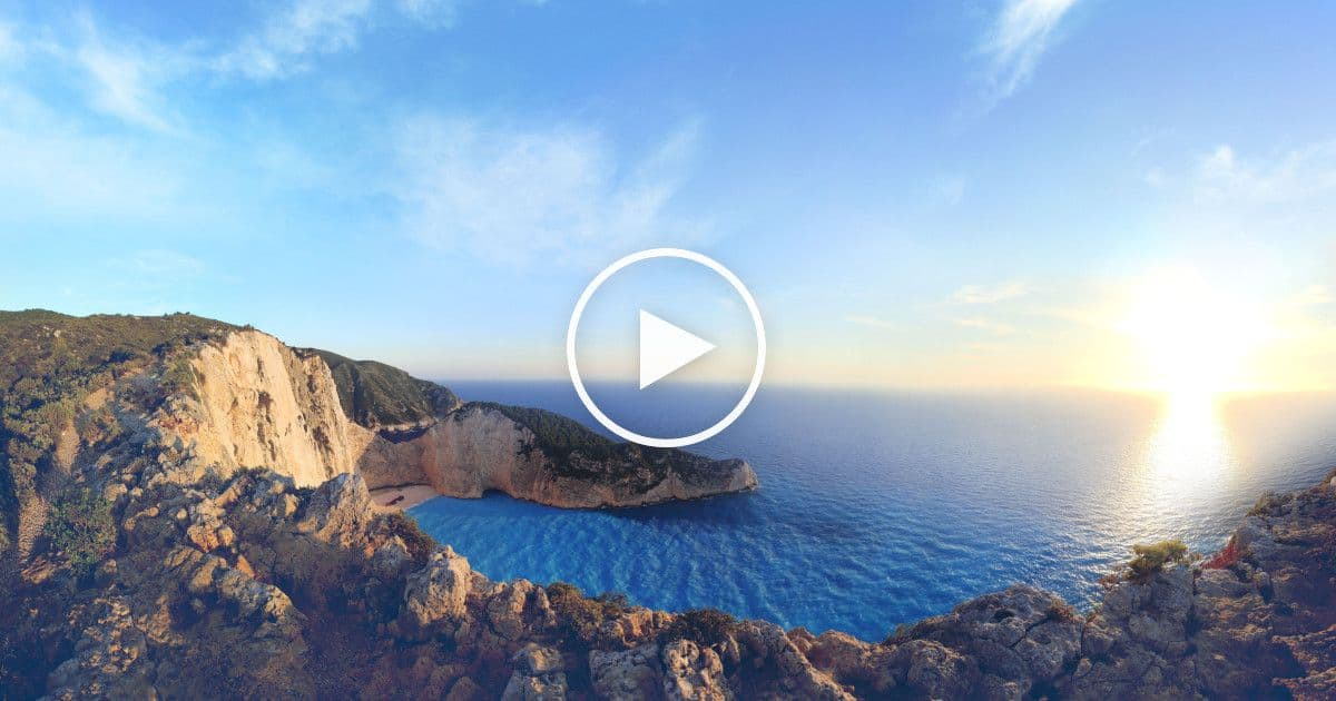 Video: All 7 Destinations Of The $1,264 Around-The-World Itinerary On 4 Continents