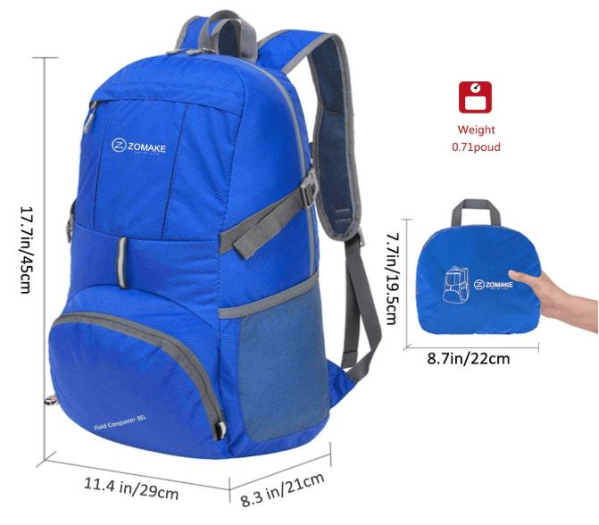 sac daypack