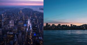 Quelle île a plus d'habitants: Manhattan ou Montréal?