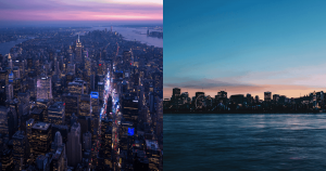 Which Island Has More Inhabitants: Manhattan Or Montreal?