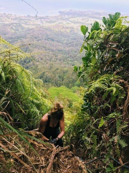 okolehe trail - kauai best hikes