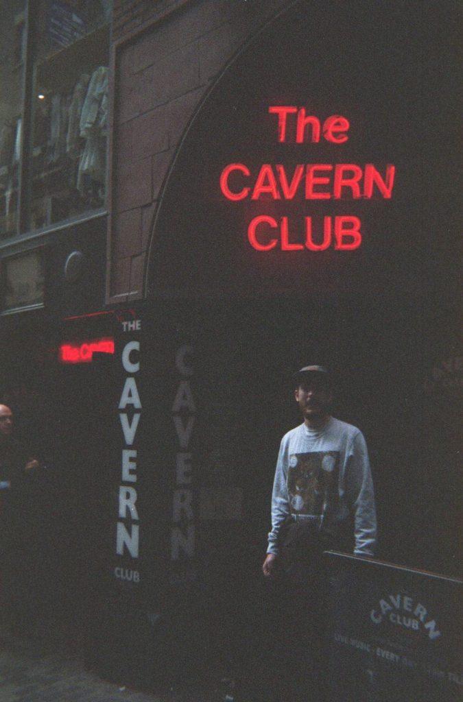 La devanture du célbère Cavern Club.