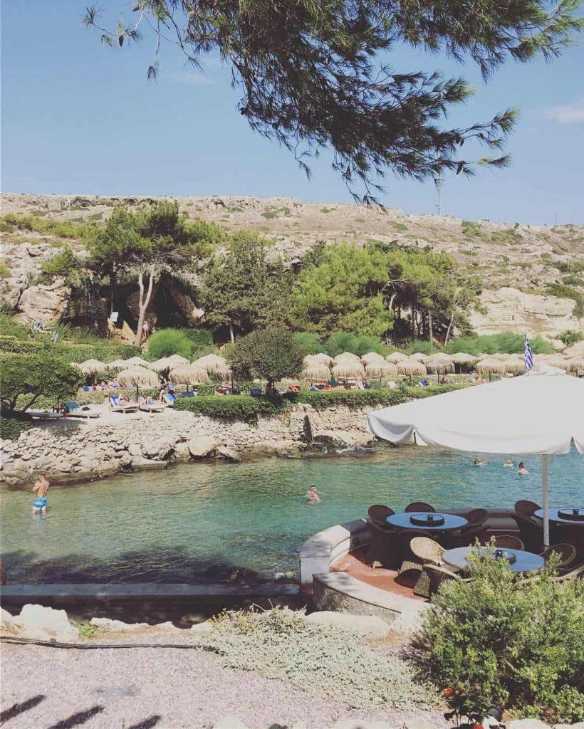 Khallithea Springs - Rhodes
