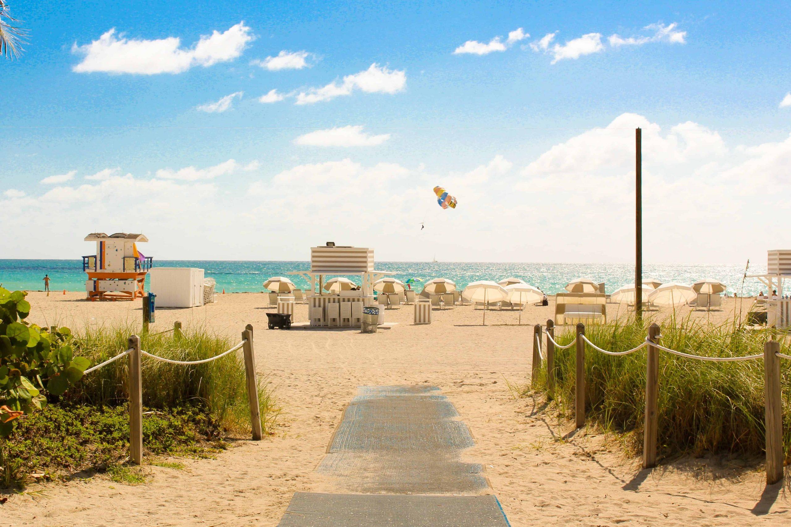 Comment passer un long weekend (de 5 jours complets) à Miami pour 385$ TOTAL !