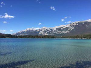Read more about the article Hiking The Canadian Rockies: Jasper National Park