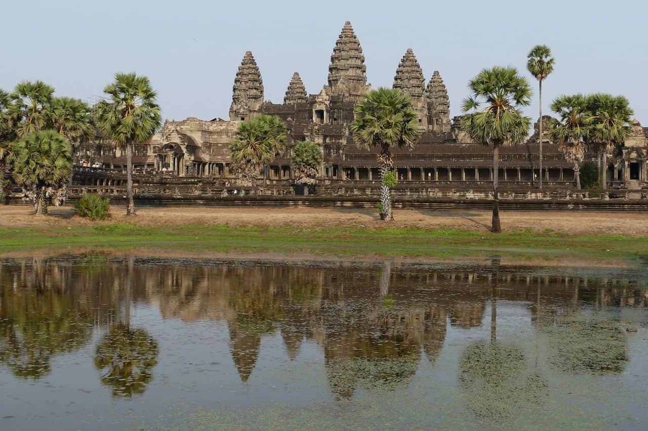 850$ pour UN MOIS au Cambodge (vols ET hébergement)