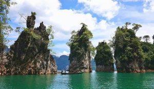 Voyager en sac à dos à travers la Thaïlande