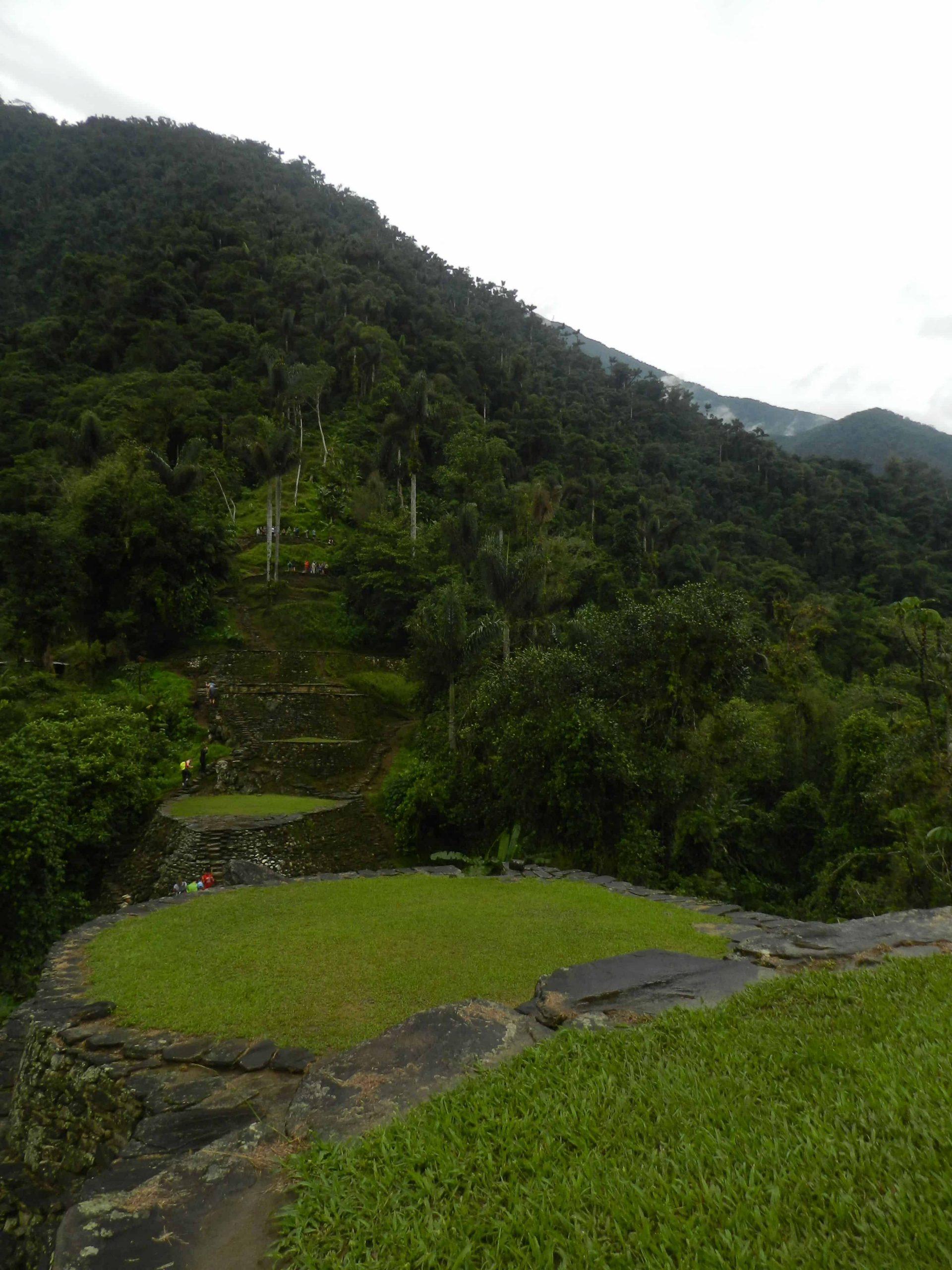 Cité perdue trek Colombie