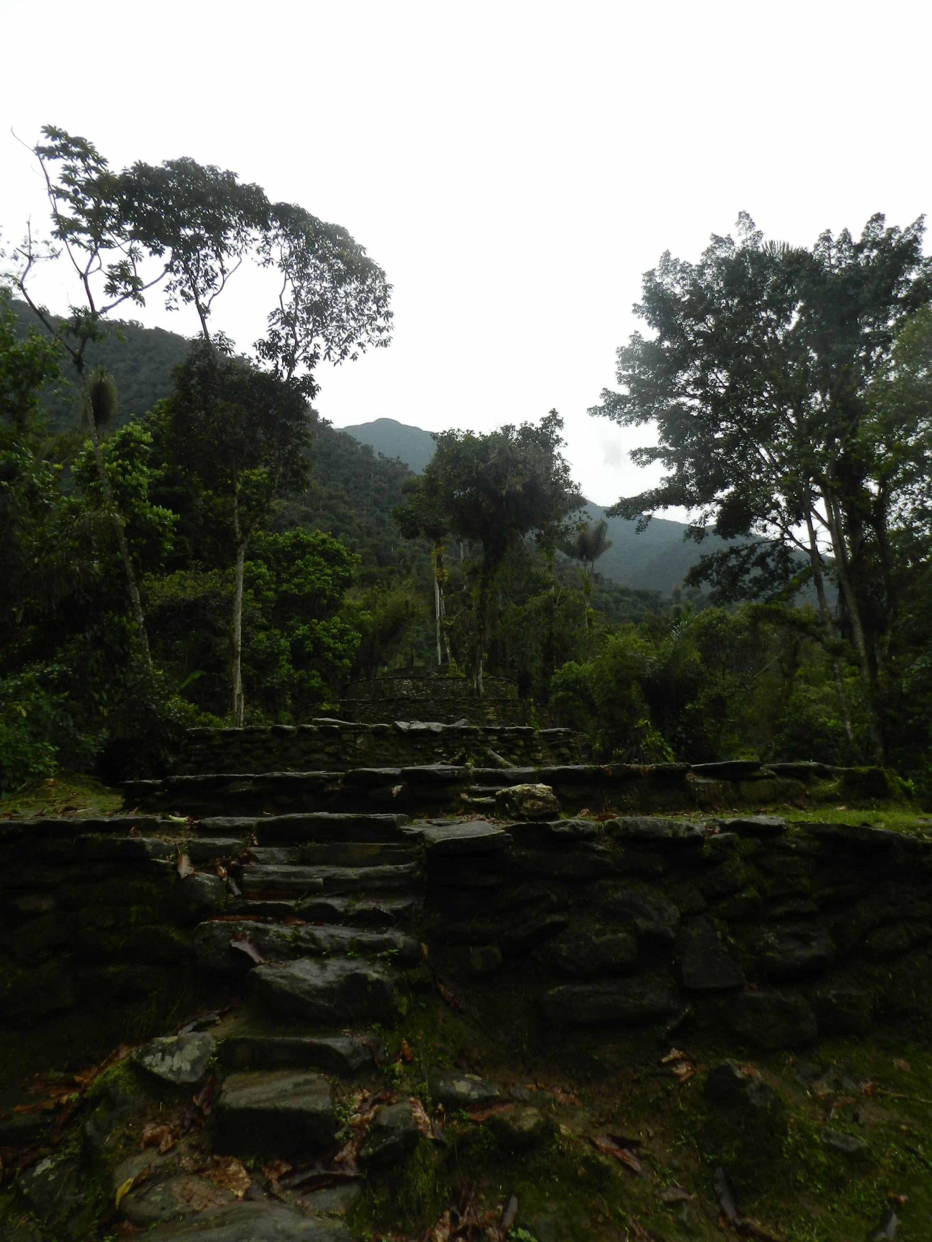 Cité perdue Colombie