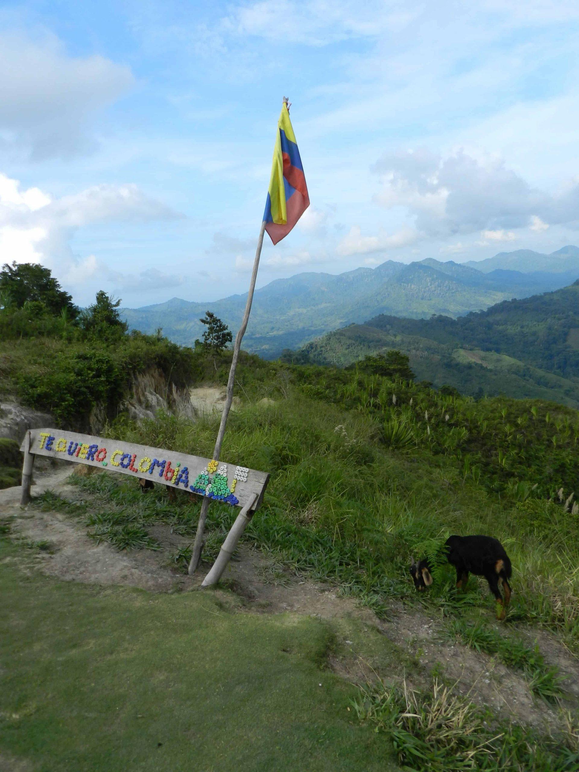 Sierra Nevada de Santa Marta Colombie