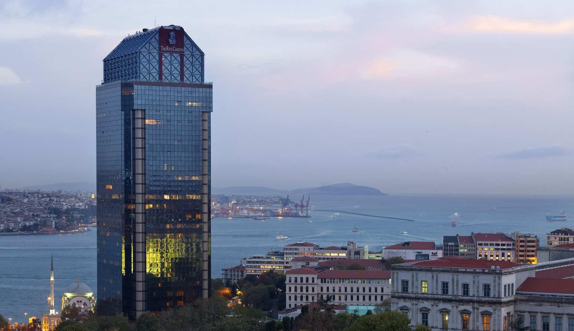 35 meilleurs hôtels Marriott de catégorie 5