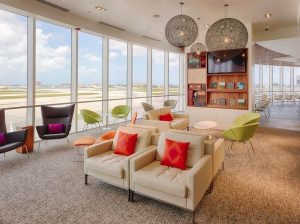American Express Platinum Card Airport Lounge Benefits