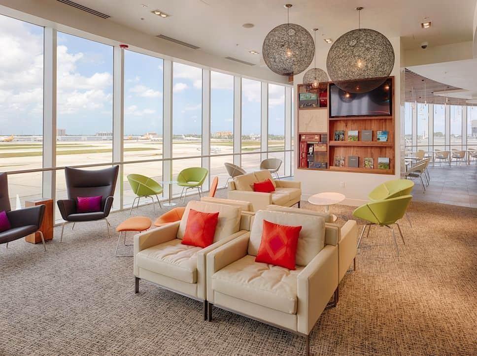 American Express Platinum Card Airport Lounge Benefits