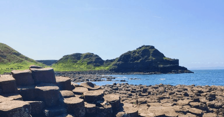 Hiking The Causeway Coast Way In Northern Ireland: Sheep, Castle Ruins And Rope Bridges