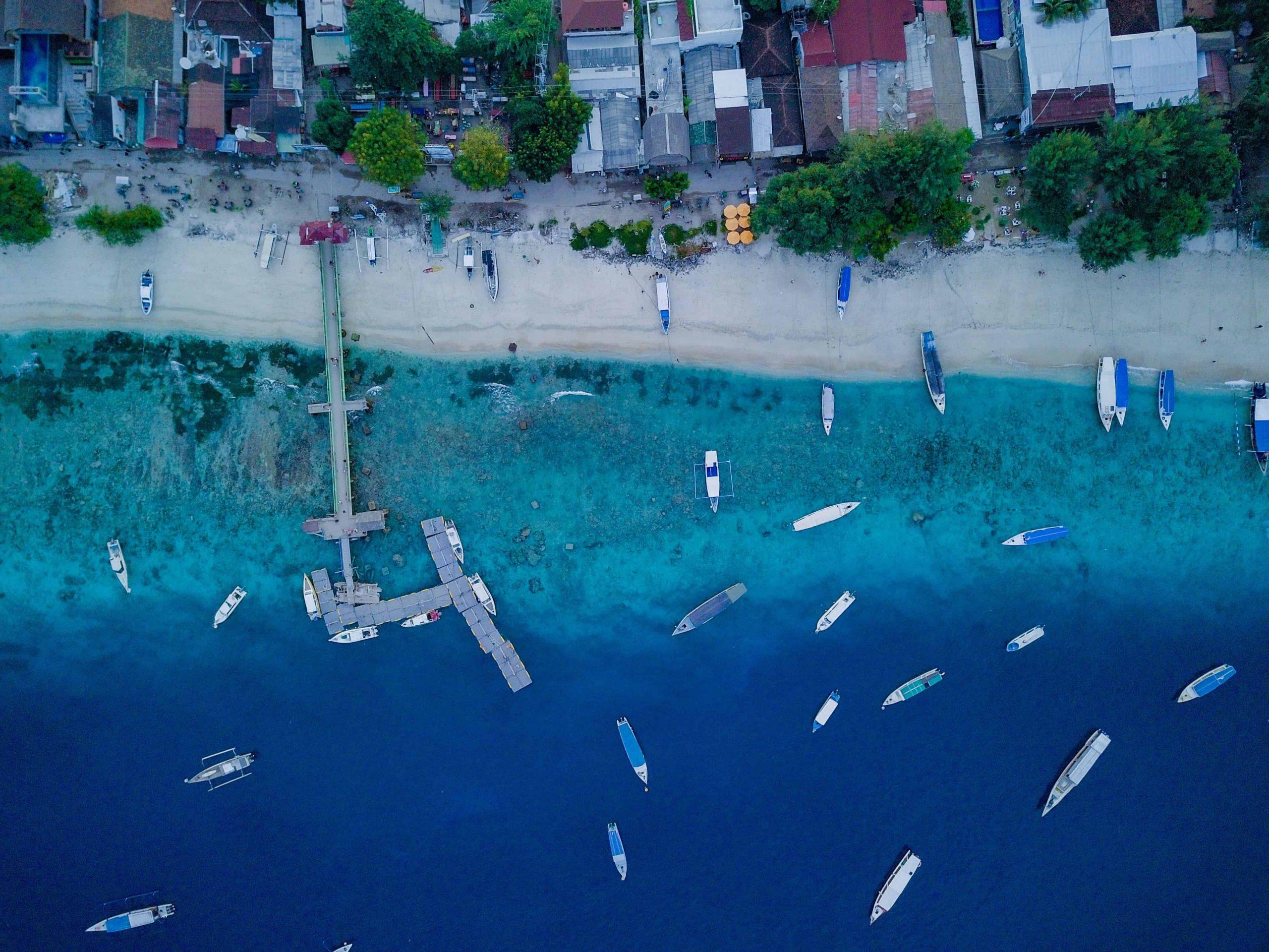 3 raisons de visiter Gili Trawangan, une jolie île près de Bali