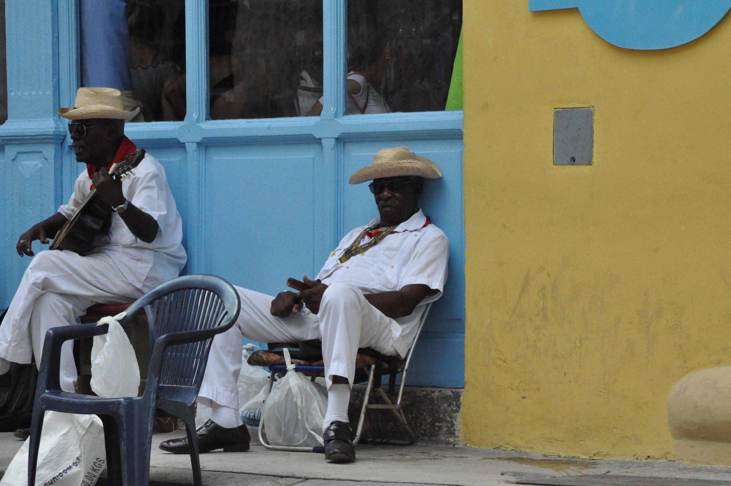 musiciens Cubains