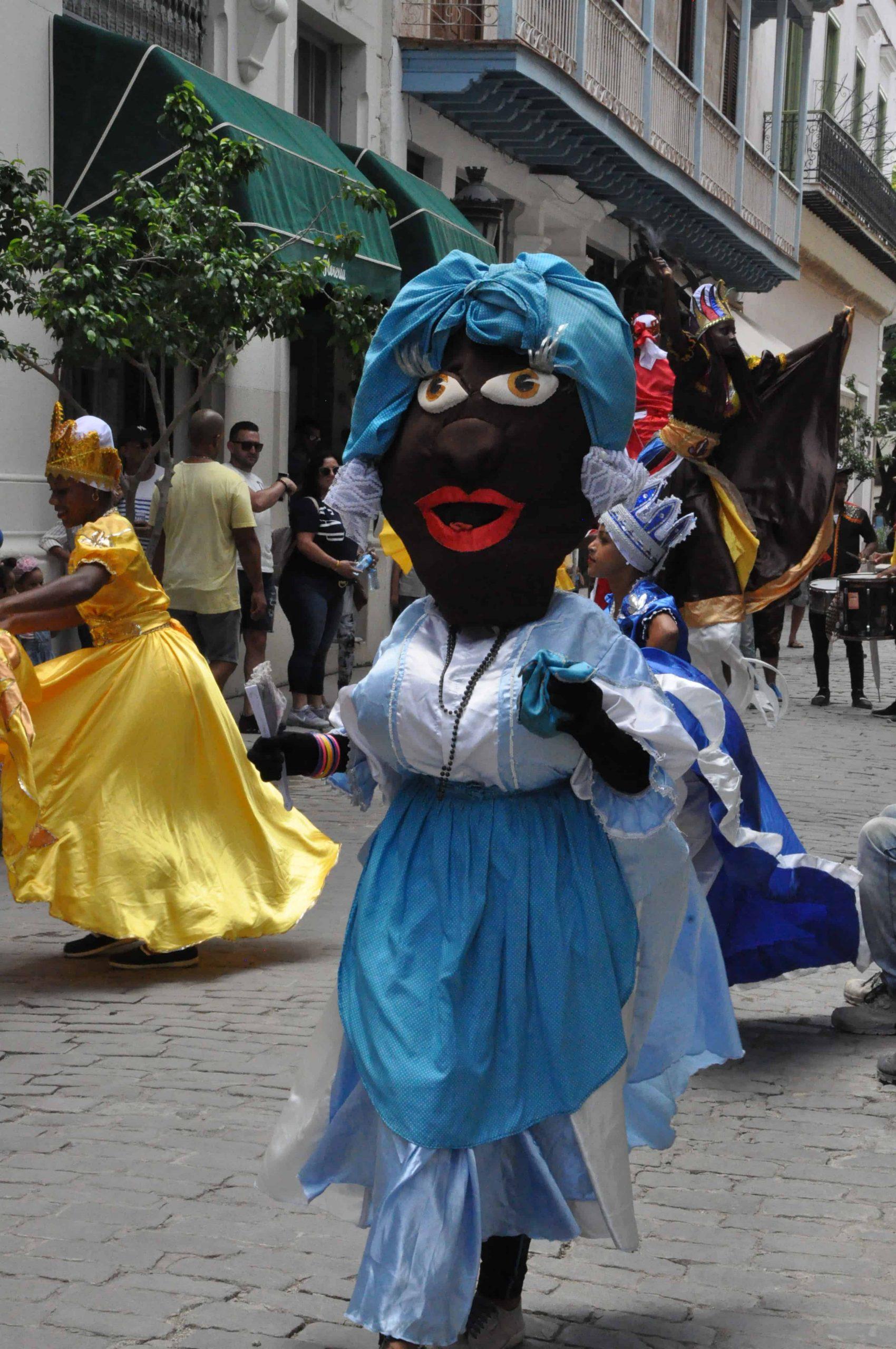 Parade à la Havane