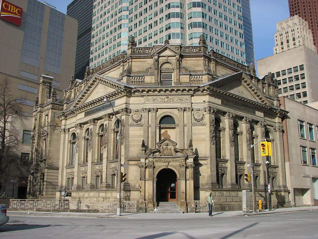Hockey Hall of Fame Toronto