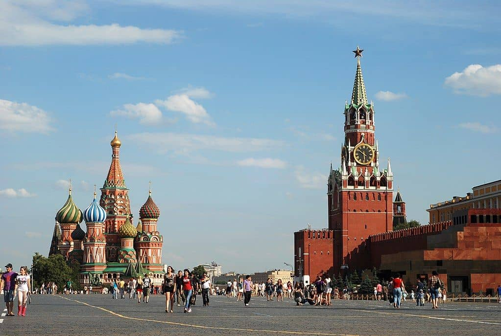 The Red Square – UNESCO World Heritage Sites
