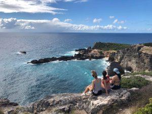 Itinéraire pour un roadtrip en Guadeloupe