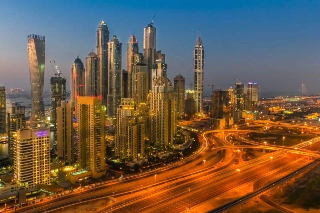 Transit hotel in Dubai