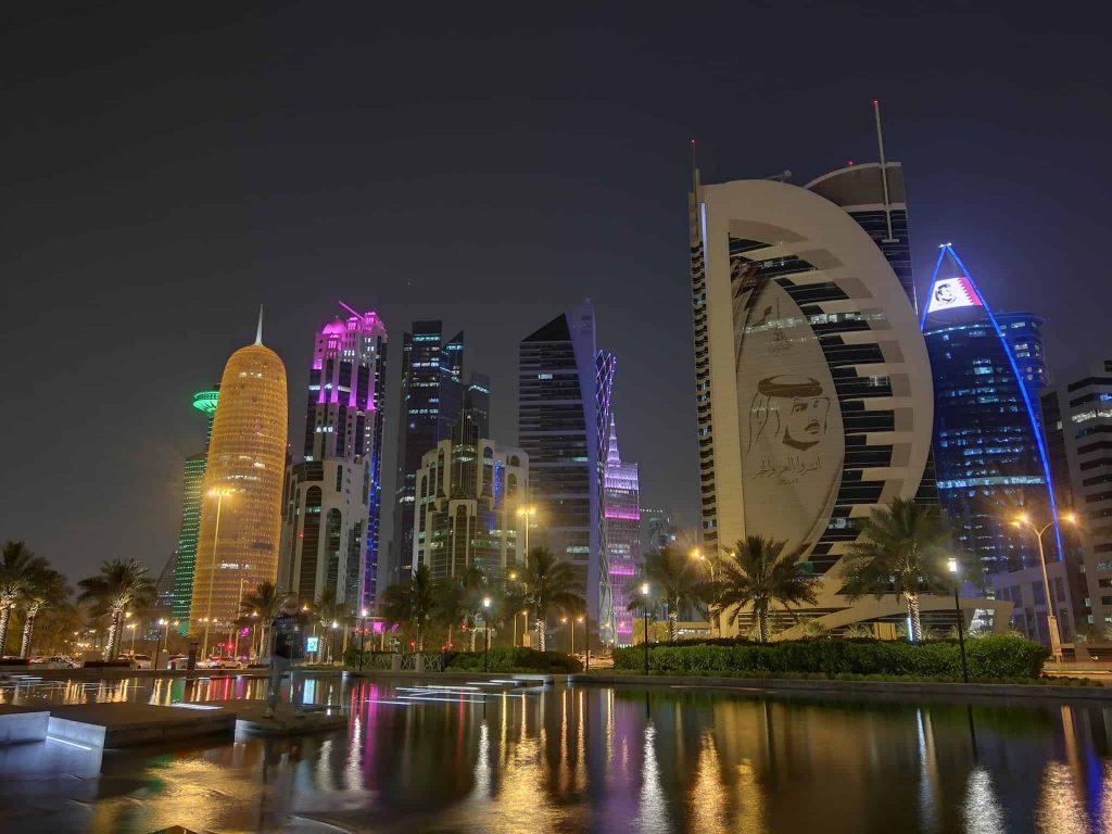 Transit hotel in Doha
