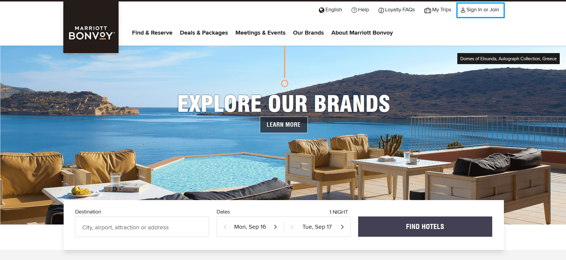 How To Find Off-Peak And Peak Dates For Marriott Hotels