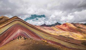 4 astuces pour visiter les Rainbow Mountains au Pérou, une destination très colorée