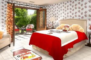 Il y aura un hôtel éphémère Nutella en Californie en 2020