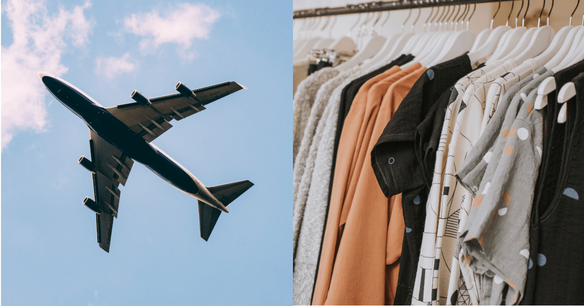 Which Industry Pollutes The Most: Aviation Or Fashion?