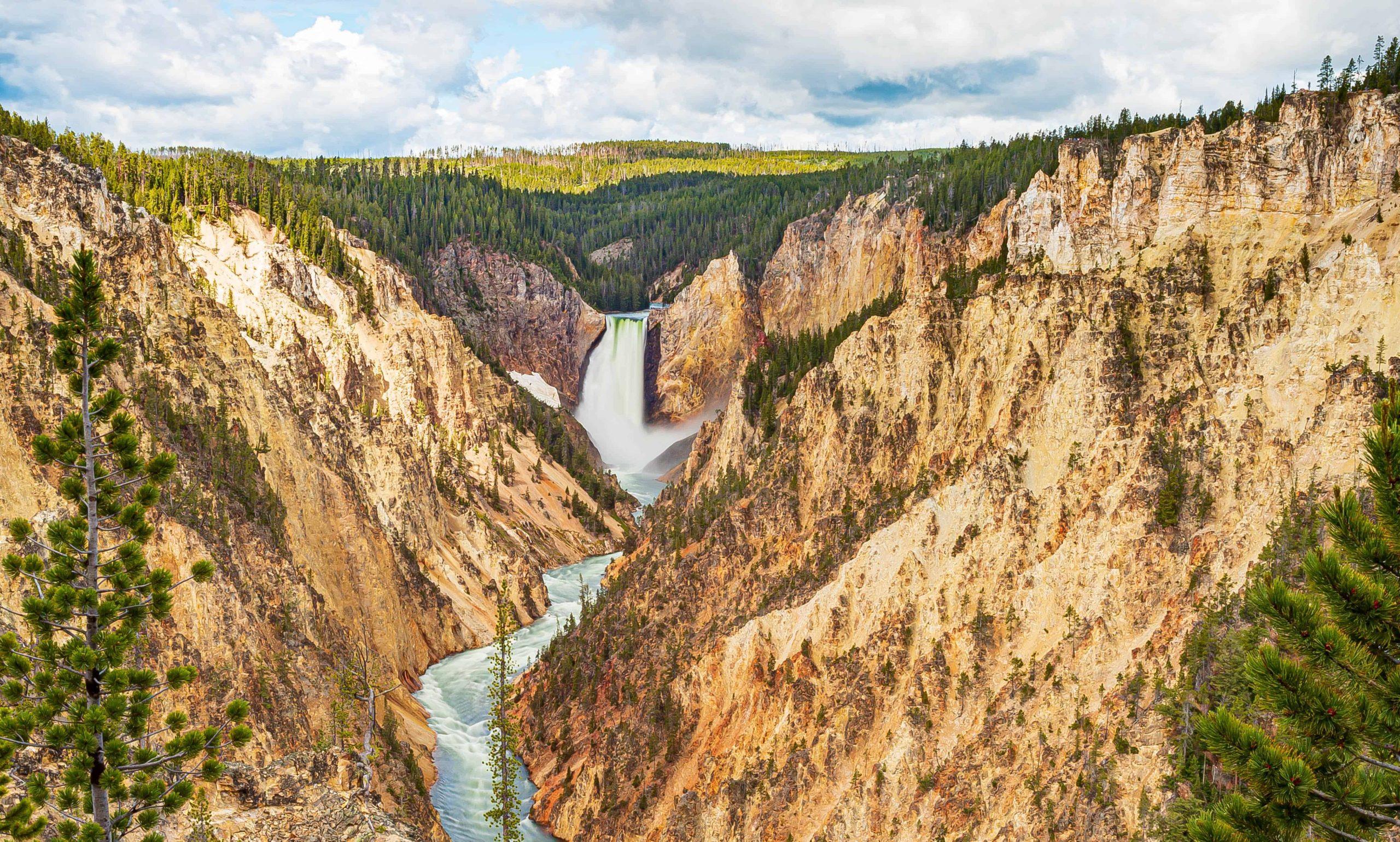 You are currently viewing Les 5 parcs nationaux les plus visités aux États-Unis